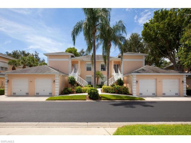679 Wiggins Lake Dr #202, Naples, FL 34110 (MLS #218051928) :: Clausen Properties, Inc.
