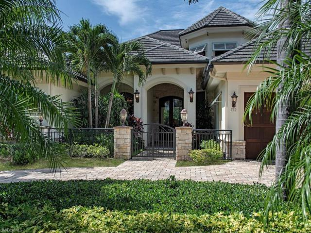 750 Riviera Dr, Naples, FL 34103 (MLS #218052306) :: RE/MAX Realty Group
