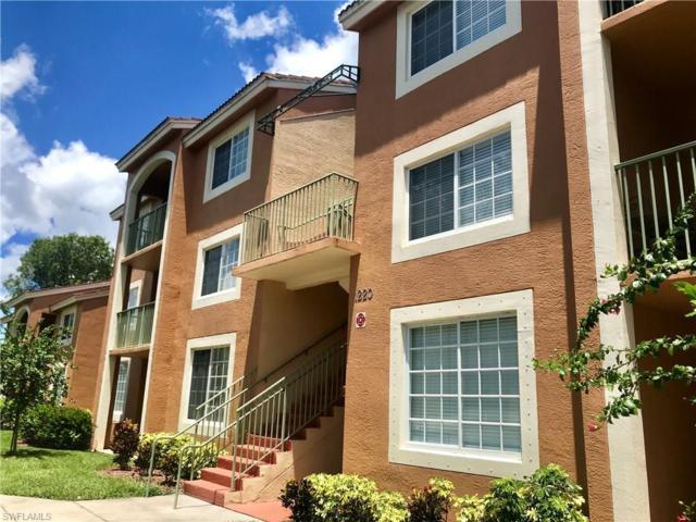 1220 Wildwood Lakes Blvd #304, Naples, FL 34104 (MLS #218052513) :: Clausen Properties, Inc.