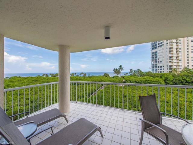 50 Seagate Dr #302, Naples, FL 34103 (MLS #218054593) :: The New Home Spot, Inc.