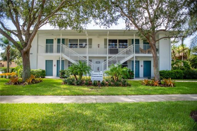 800 Golf Dr S-209, Naples, FL 34102 (MLS #218054726) :: RE/MAX DREAM