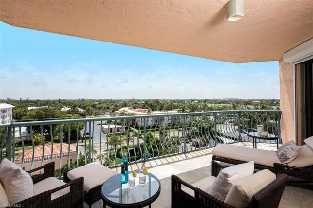 1221 Gulf Shore Blvd N #701, Naples, FL 34102 (MLS #218055027) :: Clausen Properties, Inc.