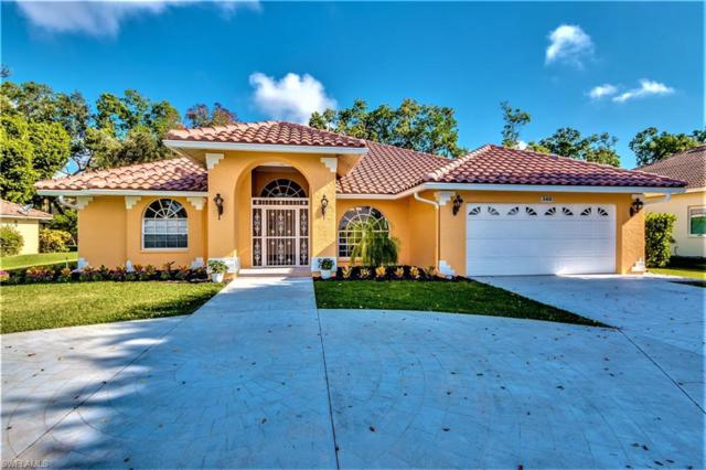560 Henley Dr, Naples, FL 34104 (MLS #218055159) :: RE/MAX DREAM