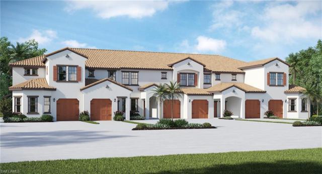 11773 Grand Belvedere Way #101, Fort Myers, FL 33913 (MLS #218056556) :: RE/MAX DREAM