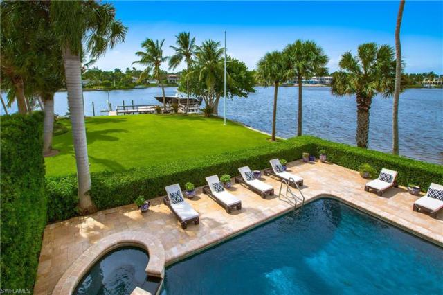 958 Spyglass Ln, Naples, FL 34102 (MLS #218057498) :: The New Home Spot, Inc.