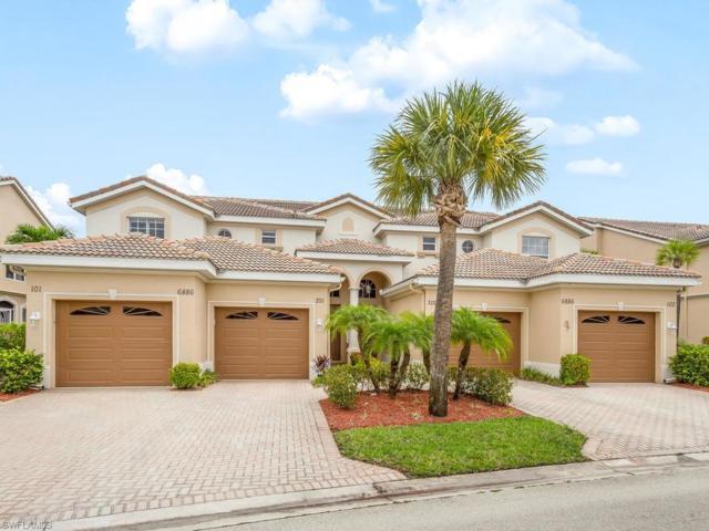 6886 Sterling Greens Ct #201, Naples, FL 34104 (MLS #218058126) :: Clausen Properties, Inc.