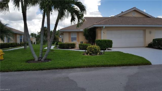 836 Marblehead Dr H-1, Naples, FL 34104 (MLS #218058595) :: RE/MAX DREAM