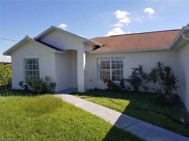 3125 24th St SW, Lehigh Acres, FL 33976 (MLS #218058672) :: RE/MAX DREAM