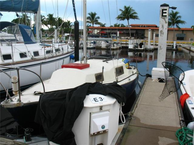 525 Newport Dr E-3, Naples, FL 34114 (MLS #218058848) :: Clausen Properties, Inc.