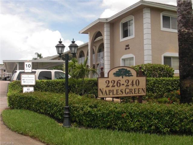 236 Pebble Beach Blvd #407, Naples, FL 34113 (#218059175) :: Equity Realty