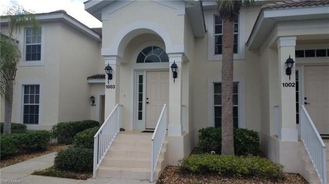 10139 Colonial Country Club Blvd #1003, Fort Myers, FL 33913 (#218059222) :: Equity Realty