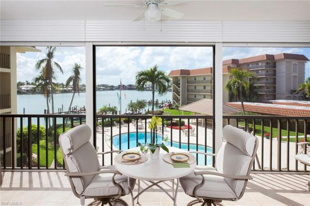 222 Harbour Dr #306, Naples, FL 34103 (MLS #218059461) :: The Naples Beach And Homes Team/MVP Realty