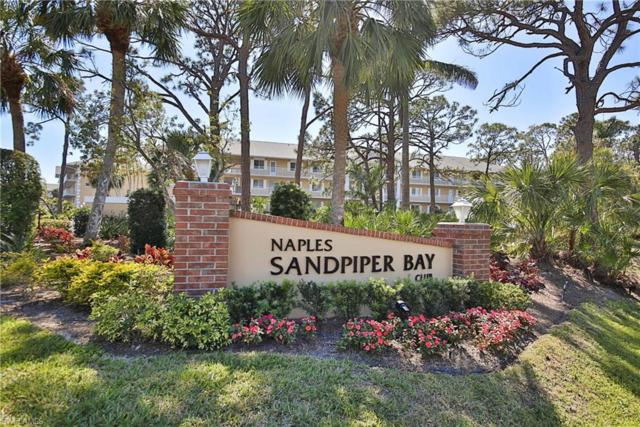 3072 Sandpiper Bay Cir M302, Naples, FL 34112 (MLS #218060278) :: Clausen Properties, Inc.