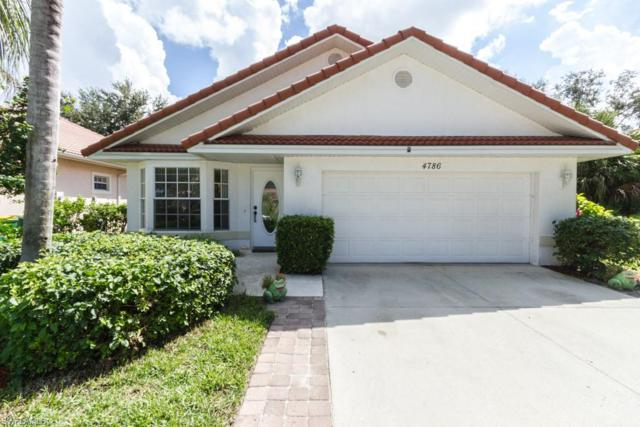 4786 Europa Dr, Naples, FL 34105 (MLS #218061203) :: The New Home Spot, Inc.