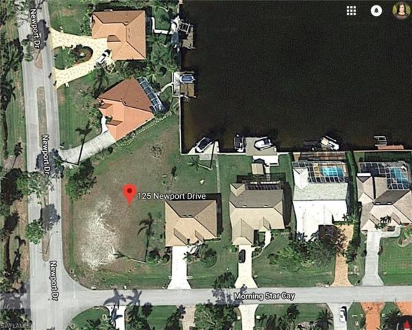 125 Newport Dr, Naples, FL 34114 (MLS #218061864) :: RE/MAX Realty Group