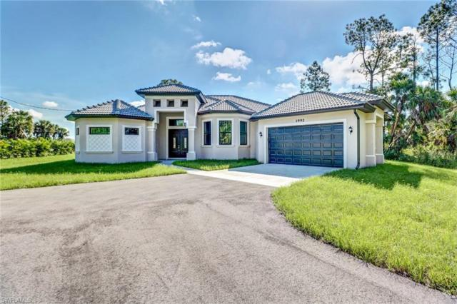 1992 Wilson Blvd N, Naples, FL 34120 (MLS #218062261) :: RE/MAX DREAM
