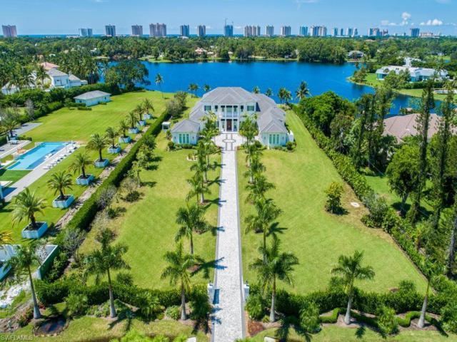 367 Ridge Dr, Naples, FL 34108 (MLS #218063007) :: The New Home Spot, Inc.