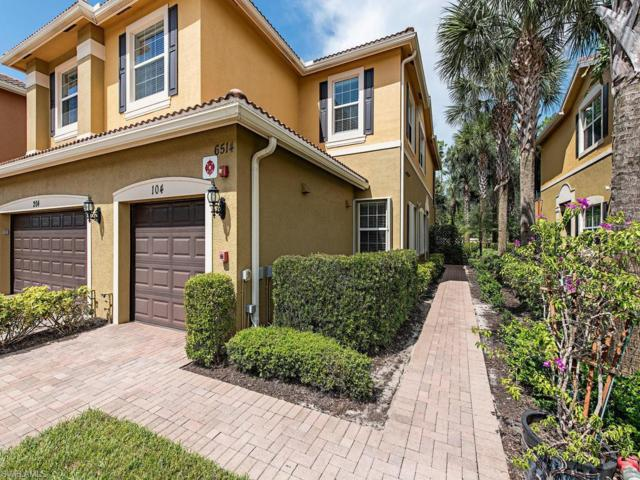 6514 Monterey Pt #104, Naples, FL 34105 (MLS #218063233) :: RE/MAX DREAM