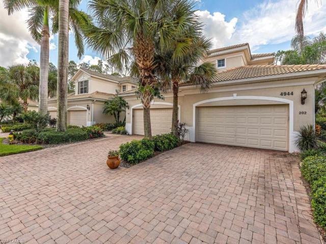 4944 Shaker Heights Ct #202, Naples, FL 34112 (#218063275) :: Equity Realty