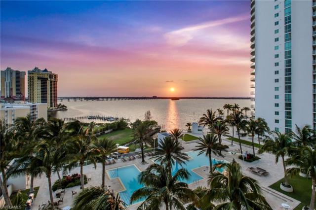 3000 Oasis Grand Blvd #2607, Fort Myers, FL 33916 (#218064143) :: Equity Realty