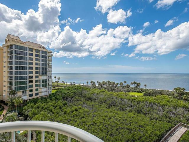 50 Seagate Dr #602, Naples, FL 34103 (MLS #218064690) :: The New Home Spot, Inc.