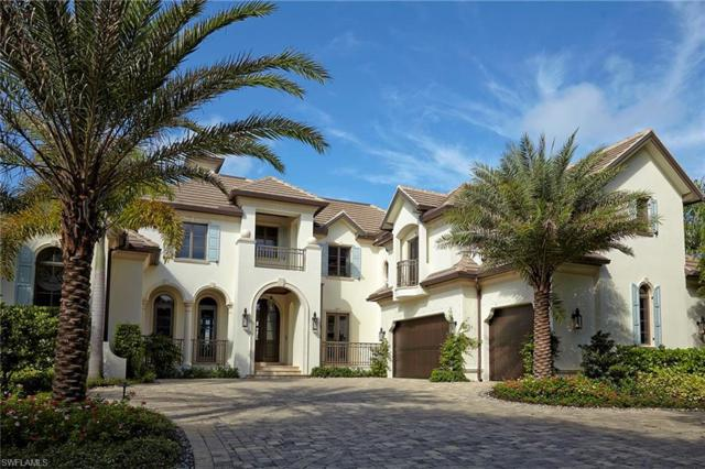 960 Galleon Dr, Naples, FL 34102 (MLS #218065149) :: The New Home Spot, Inc.