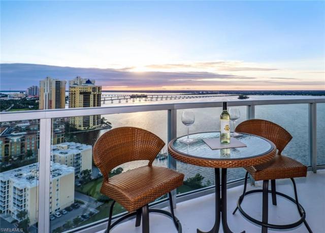 3000 Oasis Grand Blvd #2401, Fort Myers, FL 33916 (MLS #218066506) :: Clausen Properties, Inc.