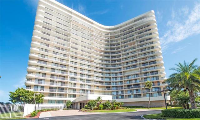 380 Seaview Ct #1003, Marco Island, FL 34145 (MLS #218066623) :: The New Home Spot, Inc.