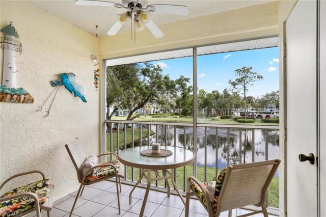 121 Wading Bird Cir B-201, Naples, FL 34110 (#218067692) :: Equity Realty