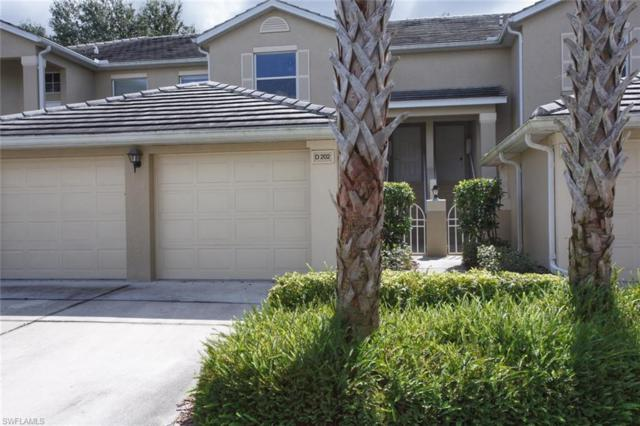 12060 Summergate Cir #202, Fort Myers, FL 33913 (#218068460) :: Equity Realty