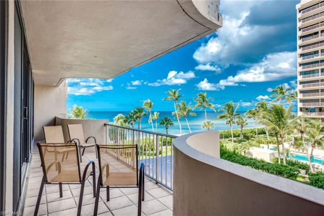 4001 Gulf Shore Blvd N #304, Naples, FL 34103 (MLS #218068646) :: RE/MAX Realty Group