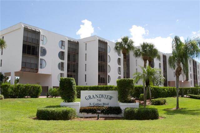 741 S Collier Blvd #502, Marco Island, FL 34145 (MLS #218068956) :: The New Home Spot, Inc.