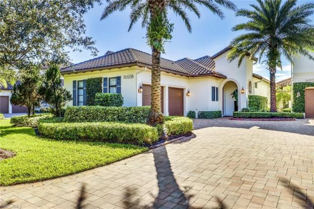 16508 Talis Park Dr, Naples, FL 34110 (MLS #218070612) :: The New Home Spot, Inc.