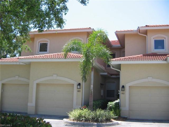 4800 Yacht Harbor Dr #821, Naples, FL 34112 (MLS #218070892) :: #1 Real Estate Services