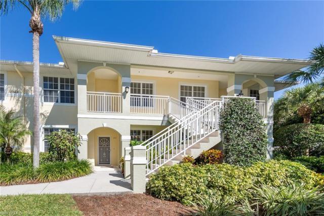 2345 Carrington Ct #103, Naples, FL 34109 (MLS #218071614) :: The New Home Spot, Inc.
