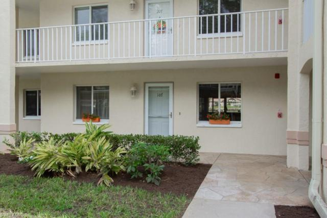 3665 Amberly Cir B107, Naples, FL 34112 (MLS #218072622) :: RE/MAX DREAM