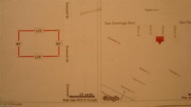 8193 Dressel St, Port Charlotte, FL 33981 (MLS #218072682) :: The New Home Spot, Inc.