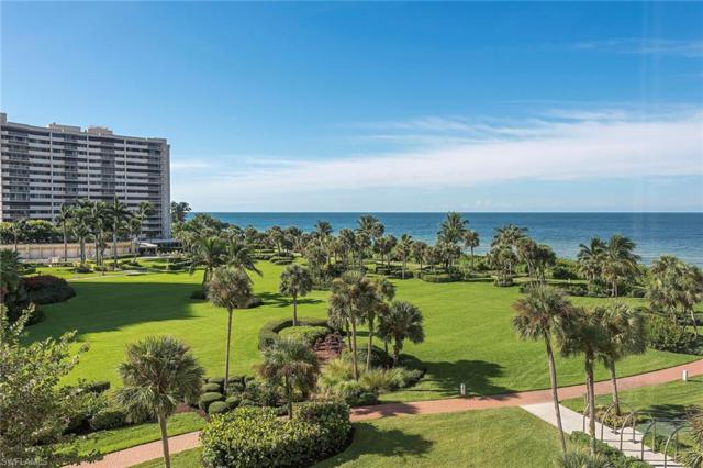 4041 Gulf Shore Blvd N #402, Naples, FL 34103 (MLS #218073209) :: The Naples Beach And Homes Team/MVP Realty