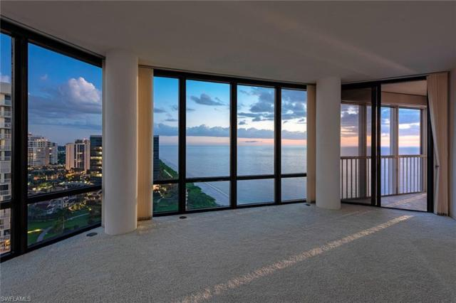 4951 Gulf Shore Blvd N #1501, Naples, FL 34103 (MLS #218073352) :: The Naples Beach And Homes Team/MVP Realty