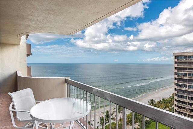 4001 Gulf Shore Blvd N #1404, Naples, FL 34103 (#218073508) :: The Key Team