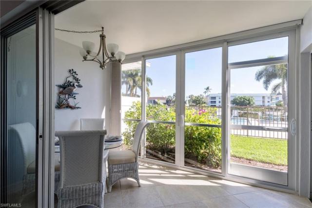 3100 Binnacle Dr #105, Naples, FL 34103 (MLS #218074635) :: Clausen Properties, Inc.