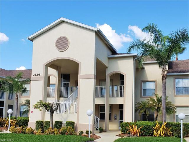 21361 Lancaster Run #214, Estero, FL 33928 (MLS #218074681) :: Clausen Properties, Inc.