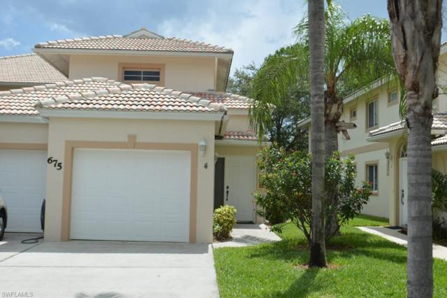 675 Luisa Ln 825-4, Naples, FL 34104 (MLS #218075096) :: The Naples Beach And Homes Team/MVP Realty