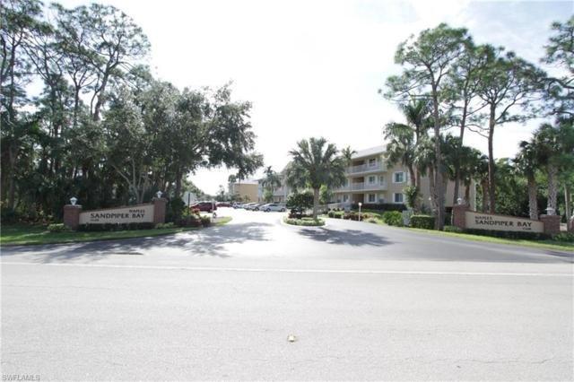 3011 Sandpiper Bay Cir C103, Naples, FL 34112 (MLS #218075172) :: The New Home Spot, Inc.