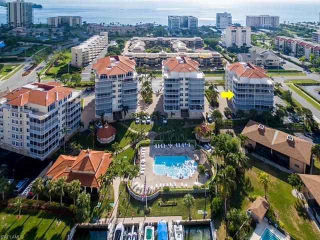 1111 Swallow Ave 1-402, Marco Island, FL 34145 (MLS #218075310) :: Kris Asquith's Diamond Coastal Group