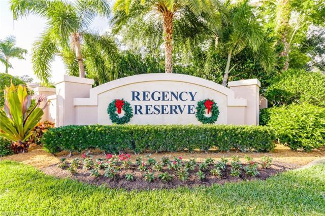 848 Regency Reserve Ct 2-201, Naples, FL 34119 (#218075602) :: Equity Realty