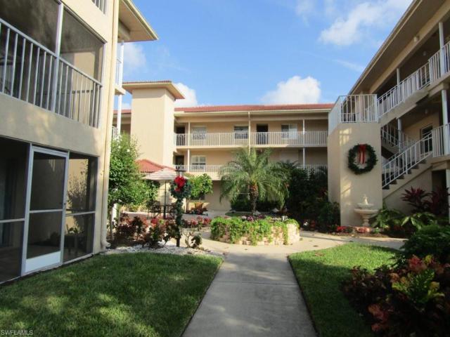 1051 Foxfire Ln #107, Naples, FL 34104 (MLS #218078549) :: The Naples Beach And Homes Team/MVP Realty