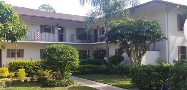 1865      #203 Courtyard Way #203, Naples, FL 34112 (MLS #218079312) :: The New Home Spot, Inc.