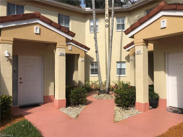 100 Diamond Cir #102, Naples, FL 34110 (MLS #218079321) :: The Naples Beach And Homes Team/MVP Realty