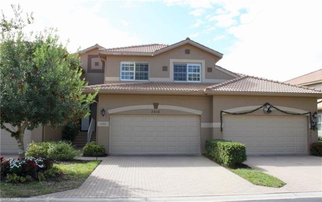 3916 Forest Glen #202 Blvd, Naples, FL 34114 (MLS #218080051) :: The New Home Spot, Inc.